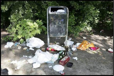 Afbeeldingsresultaat voor geen afval op straat