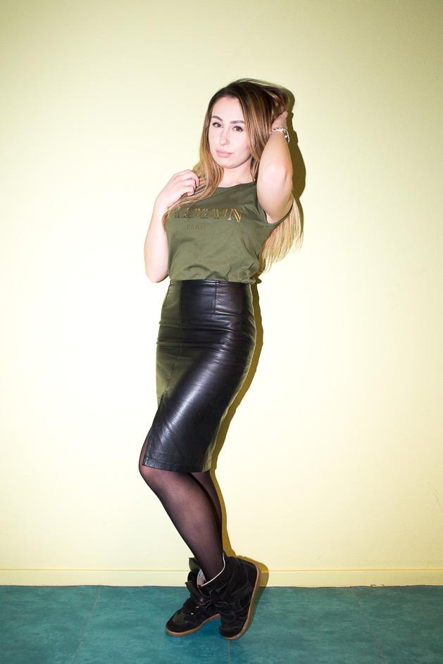 Student Style Mariya Denysova