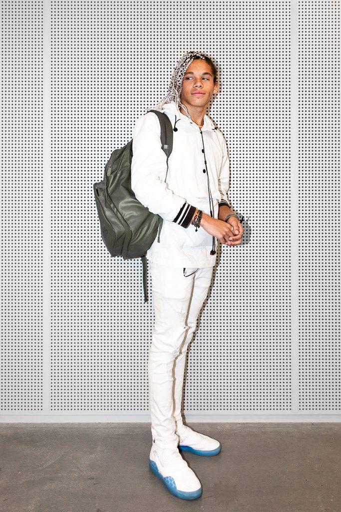 Student Style Tim