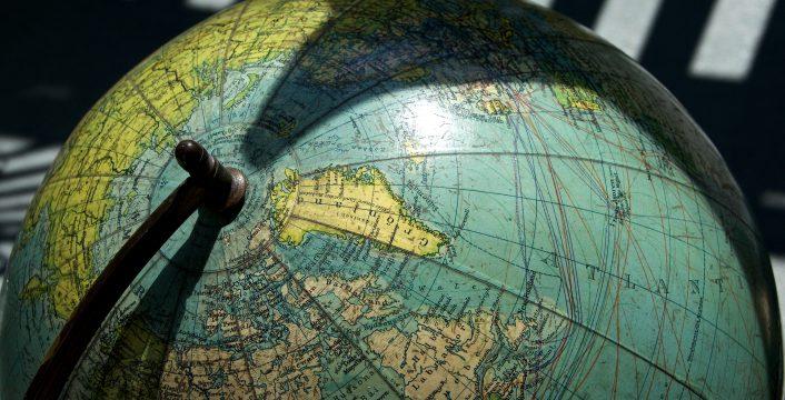 Aarde, internationalisering