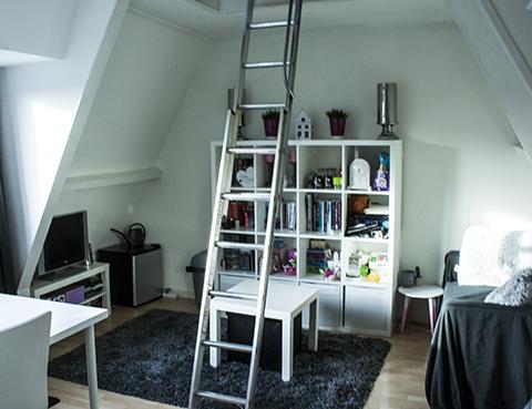 Op kamers marleen klinkenberg trajectum - Hoe ze haar woonkamer te versieren ...